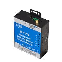 GSM 3G 4G Modbus TCP to MQTT IoT Gateway (1TH,USB,2 RS485,320 Extend I/O tags)
