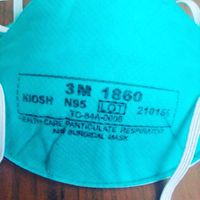 3M N95 1860 Face Masks and 3PLY Face Masks