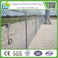 china alibaba used chain link fence for sale