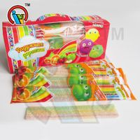 Good Quality Fruits Rainbow Gummy Soft Candy