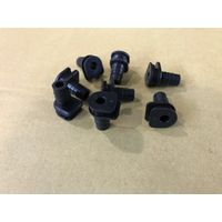 Cable Stopper,Silicone Rubber Electrical Harness Cover,Silicone Rubber Grommets