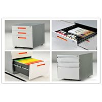 Vertical Metal Filing Cabinet