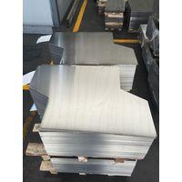 Raw material tinplate sheet