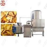 Automatic Snack Chips Fruit Vacuum Fryer VKV-C Frying Equipment thumbnail image