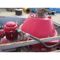 MACHTEC Vertical cutting dryer for oil base mud