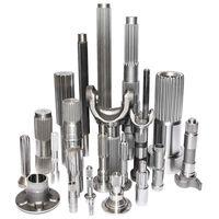 custom bearing shaft,eccentric shaft,gearbox shaft