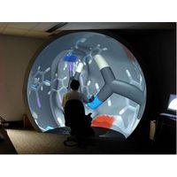 ASVIDA hemisphere curtain, whole ball curtain series