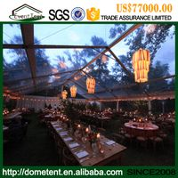 Guangzhou Cheap Wedding Party Tent / Waterproof 10X10 Copy Tent For Sale