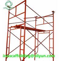 American Standard Ladder Frame scaffolding
