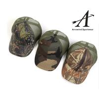 Hot Sale Camouflage Custom Logo New Fashion Trucker Mesh Cap Hats/Baseball Cap/Sport Cap(65050099)