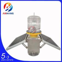 AH-LS/C-3 LED Solar Powered Marine Lanterns