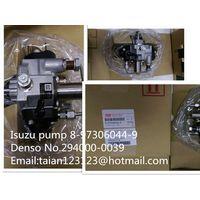 Denso original and new fuel pump 294000-0039 for ISUZU 4HK1 8973060449