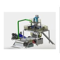 PP meltblown nonwoven filter cartridge fabric processing machinery equipment