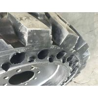 Skid Steer Loder Solid Tire (12-16.5)