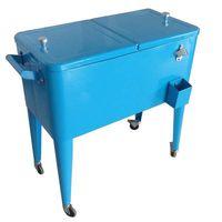 cooler cart(square body/fan foot)