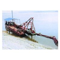 Iron Sand Selection Machine In River