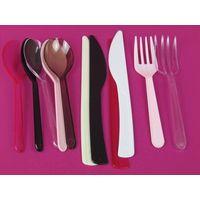 plastic disposable cutlery/ tableware thumbnail image