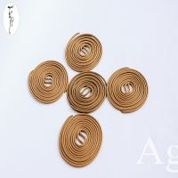 NEW UPGRADE SMELL VIETNAM HIGH QUALITY OUD INCENSE COILS SHAPE