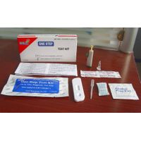 one step anti-HIV 1+2 diagnostic test kit