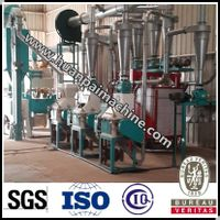 Excellent wheat flour processing plant