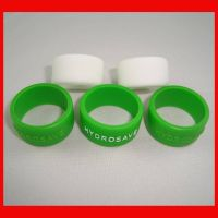 sports silicone ring