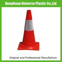 folding reflective traffic cone