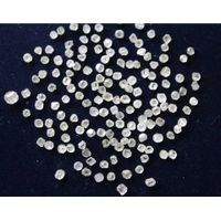artificial Whtie CVD diamond round