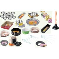 Springform pans, baking trays and molds, home dryers thumbnail image