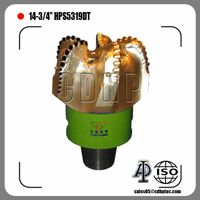 """CDHP PDC Bits 14 3/4"""" S423 HPS5319DT PDC Drill Bits"""
