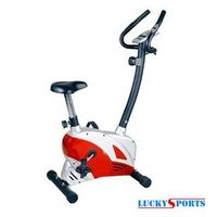 Magnetic Exercise Upright Bike, Mechanical Home Trainer, Exercise Cycle thumbnail image