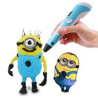3D printer Pen 3D drawing pen 3D filaments thumbnail image