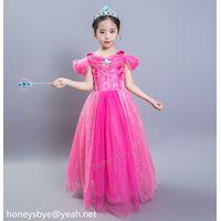 Snow Queen Elsa Costumes Princess Dress thumbnail image