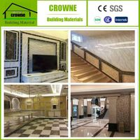 China Haining PVC Faux Marble Sheet