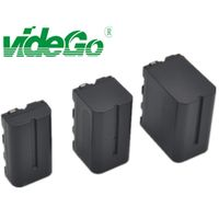 videGo Lithium Battery Digital DV Battery F970/F990/F750/F770/U65/U90/D54