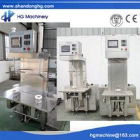 Beer Keg Washing and Filling Monoblock machine