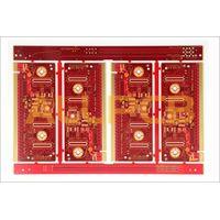 ALLPCB fast delivery multi layer rigid pcb circuit board fabrication service