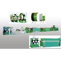 PET PP Strap band production line
