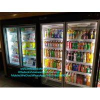 Supermarket Glass Door Refrigerator thumbnail image