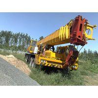 Used 80Tons Hydraulic Crane of TADANO-TG800E,Used Truck Crane