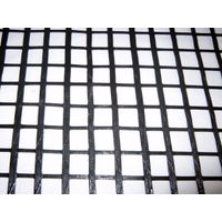 High Tensile Strength PET Woven Geogrid