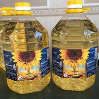 Sunflower oil refined/ unrefined from Ukraine
