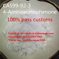 CAS 99-92-3 / 4-Aminoacetophenone USP Bp Standard Security Clearance 100% Safe Delivery thumbnail image