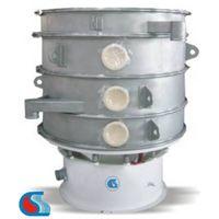 dry particles grading circular separation machine
