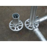 new building construction material galvanized ringlock scaffolding for round building