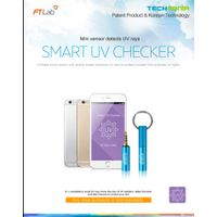 Smart UV Checker (UVA, UVB meter)