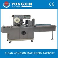 BTB-300B playing cards cellophane wrapping machine