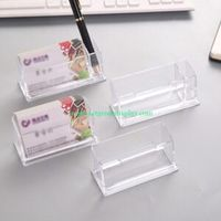 Professional Acrylic Card Stand Vendor With Top Quality Price thumbnail image
