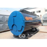 WNS fire tube gas hot water boiler