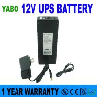 Super 12v 5200mah rechargeable lithium ion battery