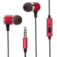 Good In Ear Headphones With Mic For Android Apple Iphone 5 5S 6 6S 7